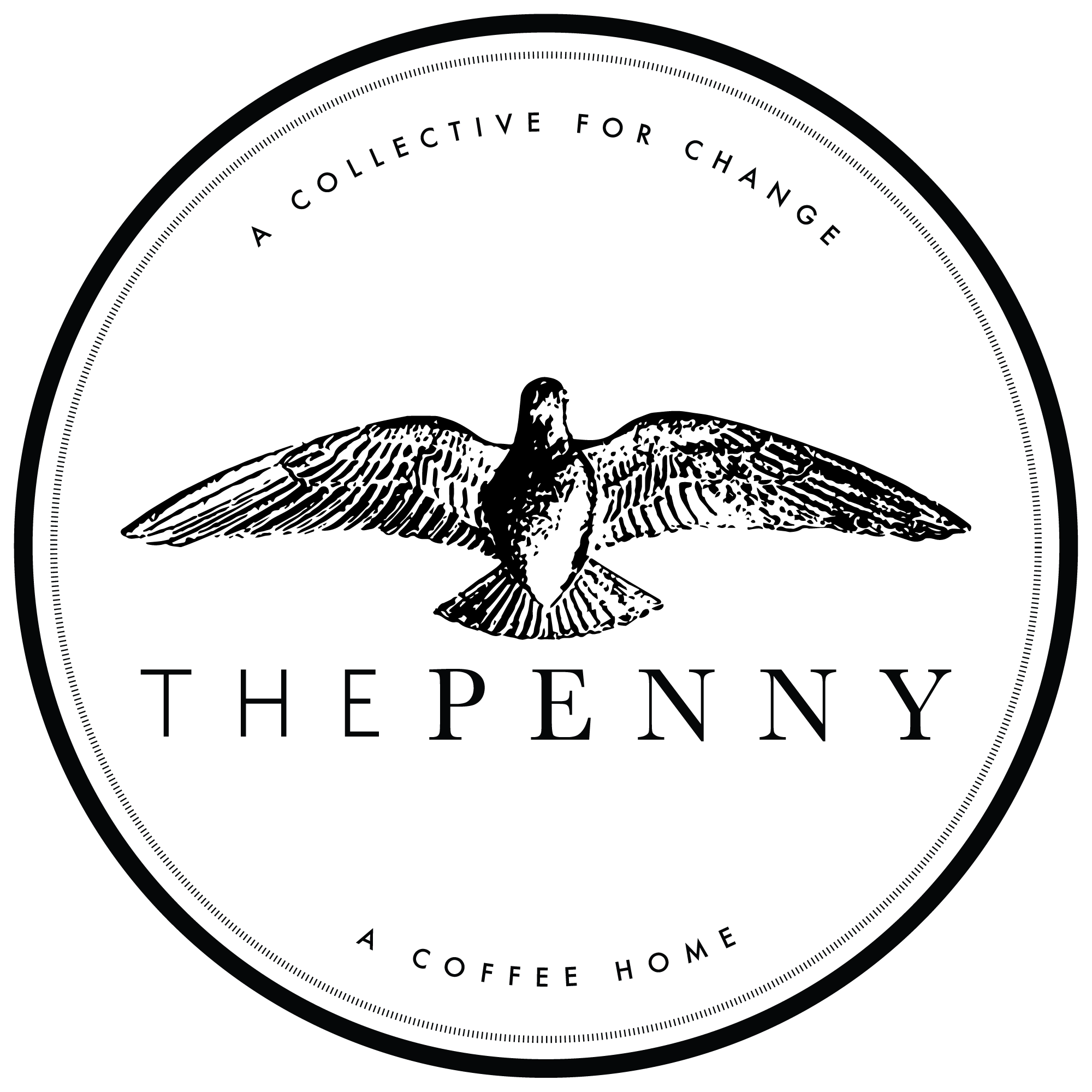 The Penny Logo Design